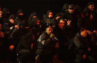 Kanye West's BRIT performance causes controversy