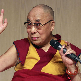 Dalai Lama Added To This Year's Glastonbury Line-up