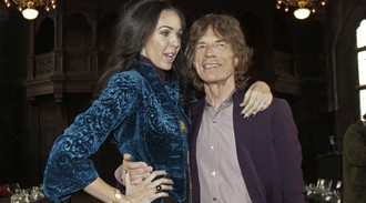 Mick Jagger pays tribute to late girlfriend L'Wren Scott