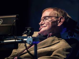 Stephen Hawking and Dynamo confirmed to appear at Glastonbury 2015