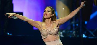 Jennifer Lopez bids farewell to American Idol and hello to Las Vegas residency