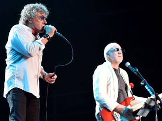 Glastonbury 2015: The Who confirmed as Sunday night headliners