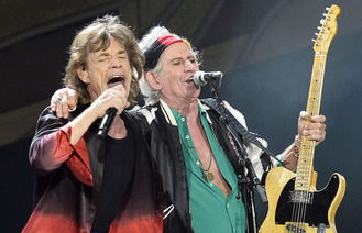 Keith Richards hints a new Rolling Stones album