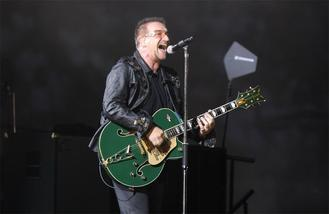 Bono's music inspired by his late mother